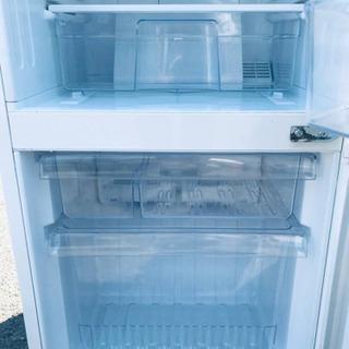 ②1352番 U-ING✨ノンフロン冷凍冷蔵庫✨UR-F110H‼️ - 家電