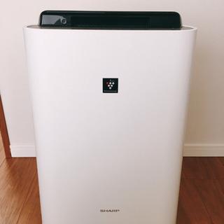 【ネット決済】SHARP プラズマクラスター 加湿空気清浄機