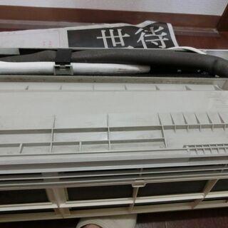 日立エアコン RAS-E36V 2006年製 可動エアコン  - 売ります・あげます