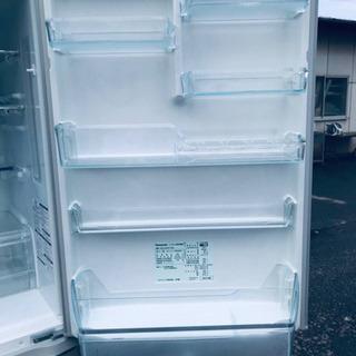 ①‼️426L‼️1501番 Panasonic✨ノンフロン冷凍冷蔵庫✨NR-E435T-H‼️ - 家電