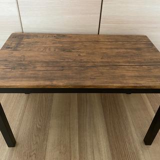 木目調 テーブル