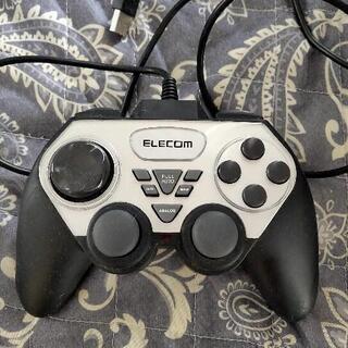 エレコム USBゲームコントローラー