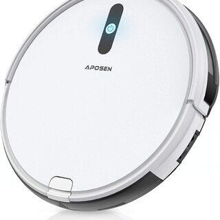 APOSEN ロボット掃除機 A450 6.8cm超薄い …