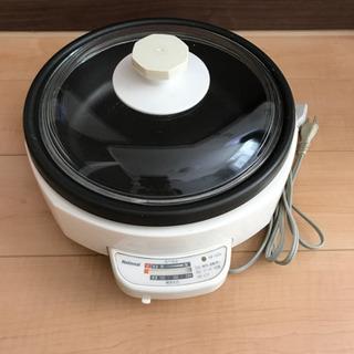 ナショナル 卓上電気鍋 NF-G25