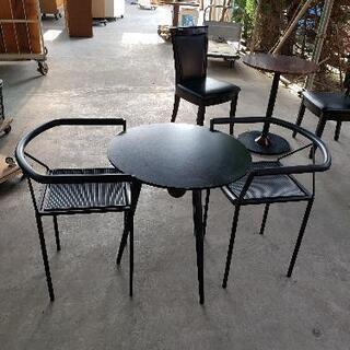 ブラック・コーヒーテーブル