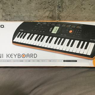 【ネット決済・配送可】CASIO キーボード ピアノ