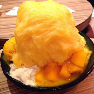 台湾かき氷食べ放題【40歳以上限定】