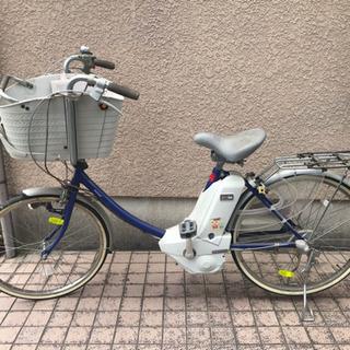 【無料!】ナショナル電動アシスト付自転車 BE-EBM434