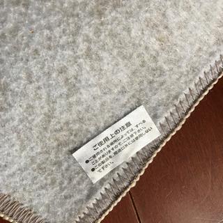 お話中です☆未使用 ラグ カーペット 約109㎝×約129㎝ − 京都府