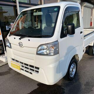 ハイゼットトラック 4WD 5速 エアコン パワステ 軽トラ