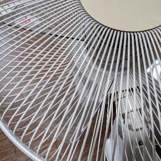 【お取引中】壁掛け扇風機 リモコンあり - 家電