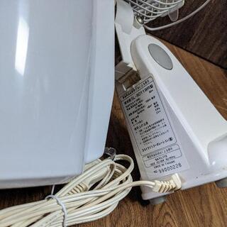 【お取引中】壁掛け扇風機 リモコンあり - 売ります・あげます