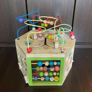 「エバーアース セブンインワン」ルーピング 知育玩具