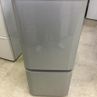 冷蔵庫 MITSUBISHI 146L 2016年製 MR-P15Z-S1の画像