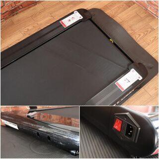 Lysin 家庭用ランニングマシン ウォーキングマシン LS-T4000 専用マット付き 付属品あり 耐荷重:100kg - 福岡市