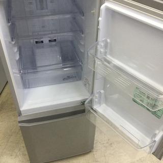 冷蔵庫 MITSUBISHI 146L 2016年製 MR-P15Z-S1 - 名古屋市