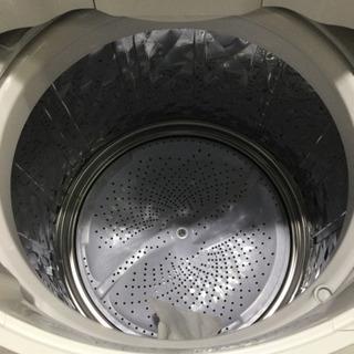 洗濯機 SHARP 8.0kg 2018年製 ES-GV8C - 名古屋市