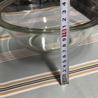 iwaki(イワキ) 耐熱ガラス ボウル 丸型 外径25cm 2.5L  - 春日井市