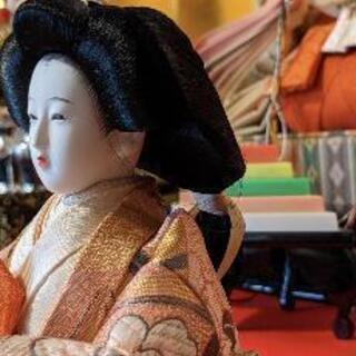 雛人形 平安京翁の御所雛 五人揃(スチール三段毛せん) - 売ります・あげます