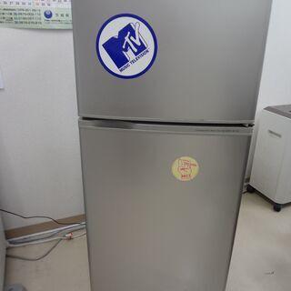 サンヨー109L冷凍冷蔵庫(中古)格安で譲ります