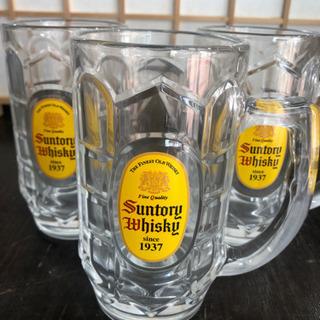 未使用品 SUNTORY   角 ハイジョッキ ウイスキー…