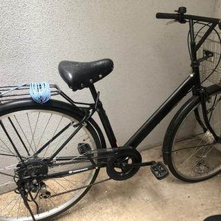 【ネット決済】【決定】シマノ変速自転車27インチ