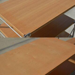 激安 先着順♪ フリーラック 2点セット 棚 飾り棚 天板にヤケあり - 売ります・あげます