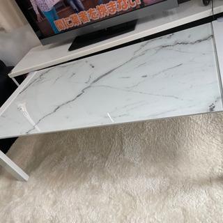 ニトリ大理石ローテーブル