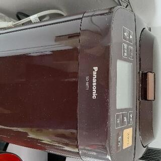 1斤タイプ ホームベーカリー SD-MT1