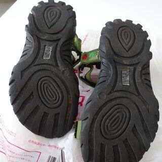 インセクトコレクション 18cmスポーツサンダル - 子供用品