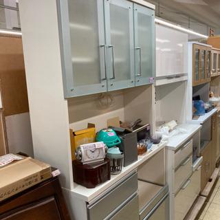 食器棚  レンジボード