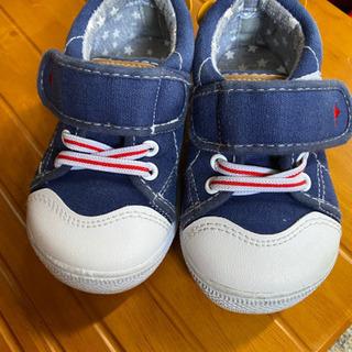 キッズ靴 15cm