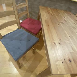 ダイニングテーブル【5点セット】