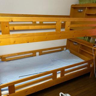 2017年購入 2段ベッド