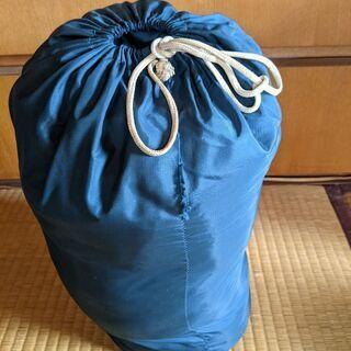 昭和の寝袋
