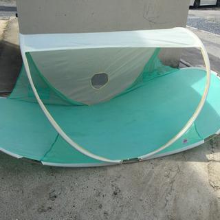 ワンタッチ サンシェード 、ポップアップ テント