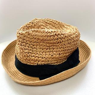 コーエン coen 中折れハット キッズ 麦わら帽子 3〜5歳用