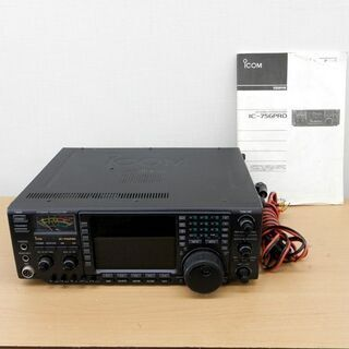 無線機 ICOM アイコム IC-756PRO HF/50MHz...