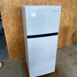 美品!高年式!2020年式 Hisense 冷凍冷蔵庫