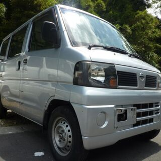 (ID3344)軽バン専門店在庫50台 15万円 日産 クリッパ...