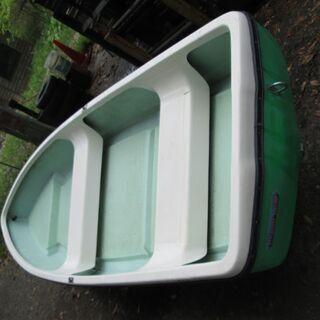 アカシヨット製手漕ぎボート3.6m(中古現状お渡し)