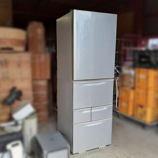 東芝 5ドア冷蔵庫 427L 2011年製 GR-43ZX(NS...