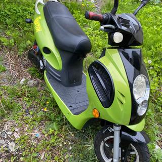 1000wモーター付き電動バイク