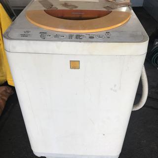 中古洗濯機無料