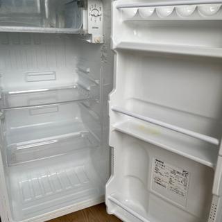 サンヨーのワンドア冷蔵庫