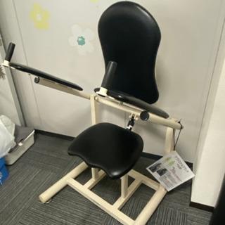 体幹部のトレーニングマシーンです。