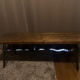 【ネット決済・配送可】Acme furniture テーブル