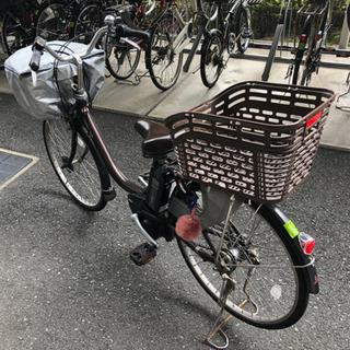 【ネット決済】YAMAHA PAS 電動アシスト自転車