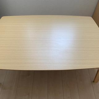 【ネット決済】コタツ対応ローテーブル