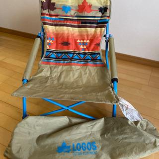 【ネット決済】ロゴス 折りたたみ椅子